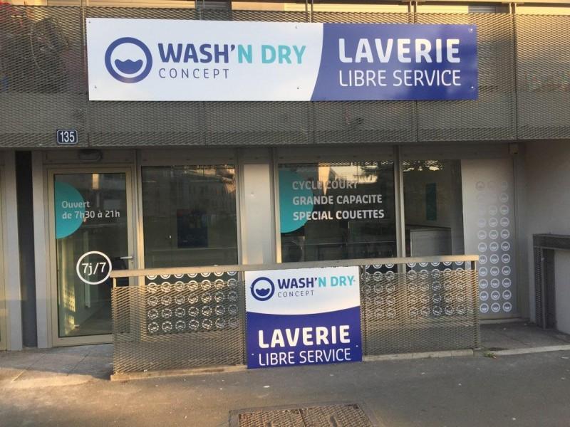 Toutes les Laveries à Rennes