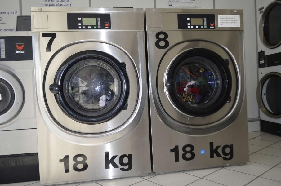 Trouver une laverie à Rennes